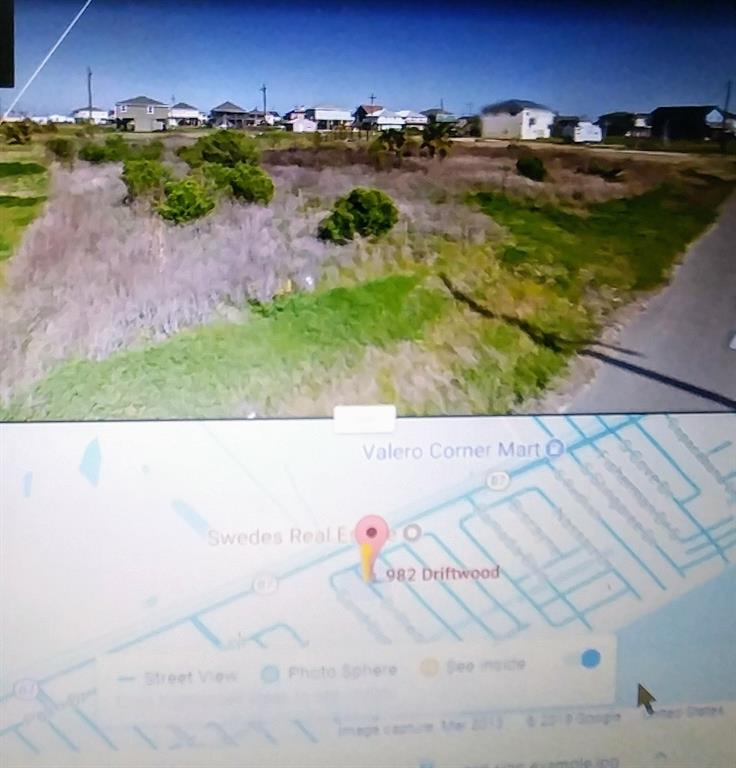 982 Driftwood Drive Crystal Beach Tx Lots And Land Property Listing American Real Estate