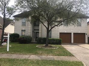 Houston Home at 2215 Thistlerock Lane Sugar Land , TX , 77479-8834 For Sale