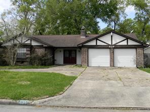 Houston Home at 639 Starboard Street Crosby , TX , 77532-5289 For Sale