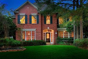 Houston Home at 27 Merit Woods Place The Woodlands , TX , 77382-1159 For Sale