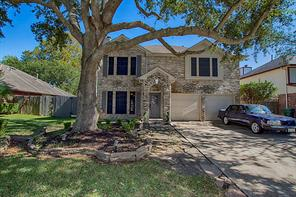 Houston Home at 4413 Spoonbill Drive Seabrook , TX , 77586-2569 For Sale