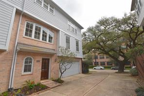 Houston Home at 2610 Baldwin Street Houston , TX , 77006-2208 For Sale
