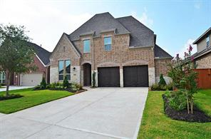 Houston Home at 16811 Bannermans Way Richmond , TX , 77407 For Sale