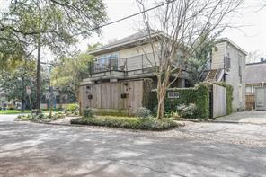 Houston Home at 2510 Whitney Street 1 Houston , TX , 77006-3069 For Sale