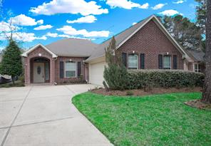 Houston Home at 130 Wick Willow Road Montgomery , TX , 77356-8216 For Sale