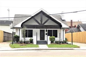 Houston Home at 1608 Wheeler Street Houston , TX , 77004-4961 For Sale