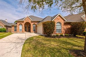 Houston Home at 14414 Baron Creek Lane Houston , TX , 77044-4478 For Sale