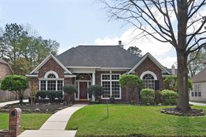 Houston Home at 3618 Clover Valley Drive Kingwood , TX , 77345-3040 For Sale