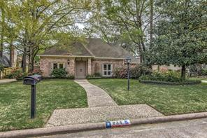 Houston Home at 834 Thornvine Lane Houston , TX , 77079-4511 For Sale