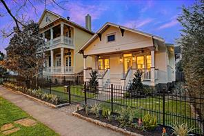 Houston Home at 1637 Columbia Street Houston , TX , 77008-4307 For Sale
