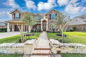 Houston Home at 18335 Laura Shore Drive Cypress , TX , 77433-2462 For Sale