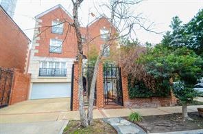 Houston Home at 2425 Kingston Street 2425 Houston , TX , 77019-6611 For Sale