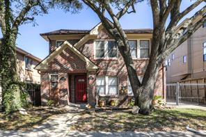 Houston Home at 2215 Driscoll Street Houston , TX , 77019-6826 For Sale