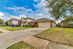 Houston Home at 7214 Wimberly Oaks Lane Richmond , TX , 77407-1587 For Sale