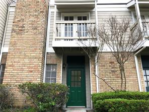 Houston Home at 11710 Southlake Drive 7 Houston , TX , 77077-6723 For Sale