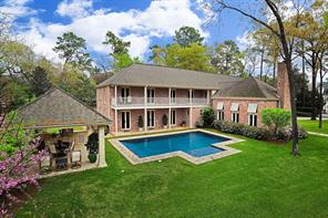 This stunning 7,049sf traditional 5 bedroom home is situated on an extraordinary 34,686sf lot in Broad Oaks. It was renovated in 2004-2005 by the previous owner and then redesigned and renovated in 2012-2013 by Eubanks Group Architects and Black Diamond Builders.