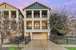 Houston Home at 2702 Nicholson Street Houston , TX , 77008-2027 For Sale