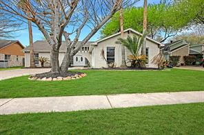 Houston Home at 5222 Meadow Place Drive La Porte , TX , 77571-2854 For Sale