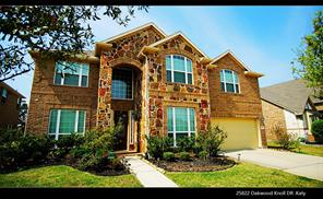 Houston Home at 25822 Oakwood Knoll Drive Katy , TX , 77494-5994 For Sale