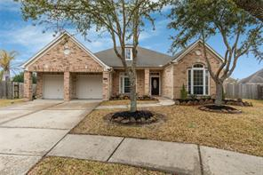 Houston Home at 2904 Waterborough Court League City , TX , 77573-2668 For Sale