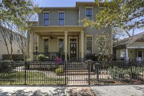 Houston Home at 937 Oxford Street Houston , TX , 77008-7081 For Sale