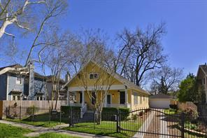 Houston Home at 414 27th Street Houston , TX , 77008-2204 For Sale