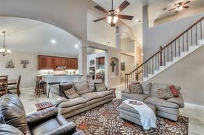 Houston Home at 2 Mayborough Court Spring , TX , 77382-1325 For Sale