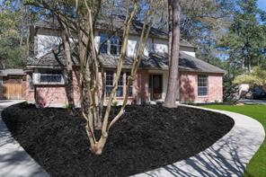 Houston Home at 30 Havenridge Drive The Woodlands , TX , 77381-3613 For Sale