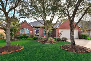 Houston Home at 2607 Yellowwood Court Katy , TX , 77494-4283 For Sale