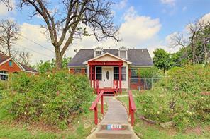 601 gale street, houston, TX 77009