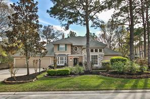 Houston Home at 11 Candlespice Place Spring , TX , 77382-5736 For Sale