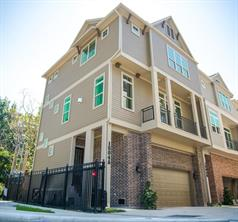 Houston Home at 1504 24th Street A Houston , TX , 77008-1513 For Sale