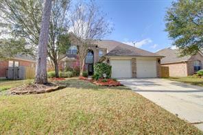 Houston Home at 14111 Sandhill Crane Drive Houston , TX , 77044-4413 For Sale