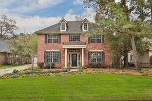 Houston Home at 14 Swiftstream Place The Woodlands , TX , 77381-4065 For Sale