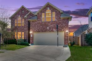 Houston Home at 807 Osprey Pass Katy , TX , 77494-4817 For Sale