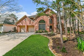 Houston Home at 214 Bristol Bend Circle The Woodlands , TX , 77382-1117 For Sale