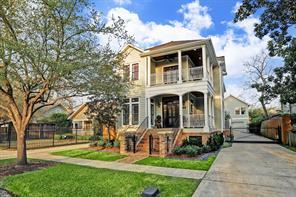 Houston Home at 1838 Arlington Street Houston , TX , 77008-4328 For Sale