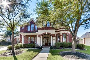 Houston Home at 16238 N Crooked Lake Way Cypress , TX , 77433-5985 For Sale