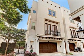 Houston Home at 1112 Peveto Street B Houston , TX , 77019-4017 For Sale