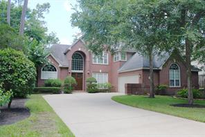 Houston Home at 35 Candle Pine Place Spring , TX , 77381-6435 For Sale