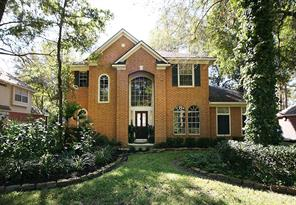 Houston Home at 154 Elm Crescent The Woodlands , TX , 77382-1047 For Sale