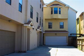 Houston Home at 4323 Marina Street C Houston , TX , 77007-2333 For Sale