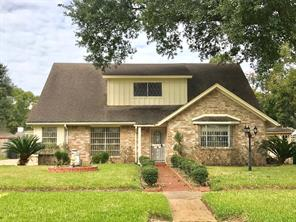 Houston Home at 9222 Triola Lane Houston , TX , 77036-6054 For Sale