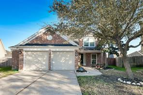 Houston Home at 3 Buena Park Circle Manvel , TX , 77578-4526 For Sale
