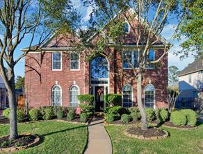 Houston Home at 16614 Chalmette Park Street Cypress , TX , 77429-4977 For Sale