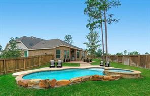 Summer is here.  Enjoy your pool and large private back yard.