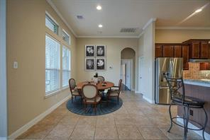Breakfast anyone.  You can enjoy your coffee while you look out over your back porch to the pool area.