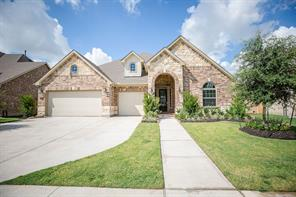 Houston Home at 1802 Saxon Bend Trail Richmond , TX , 77469 For Sale