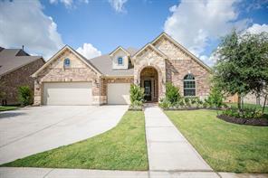 Houston Home at 1802 Saxon Bend Trail Richmond , TX , 77469 For Sale