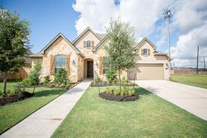 Houston Home at 1734 Saxon Bend Trail Richmond , TX , 77469 For Sale